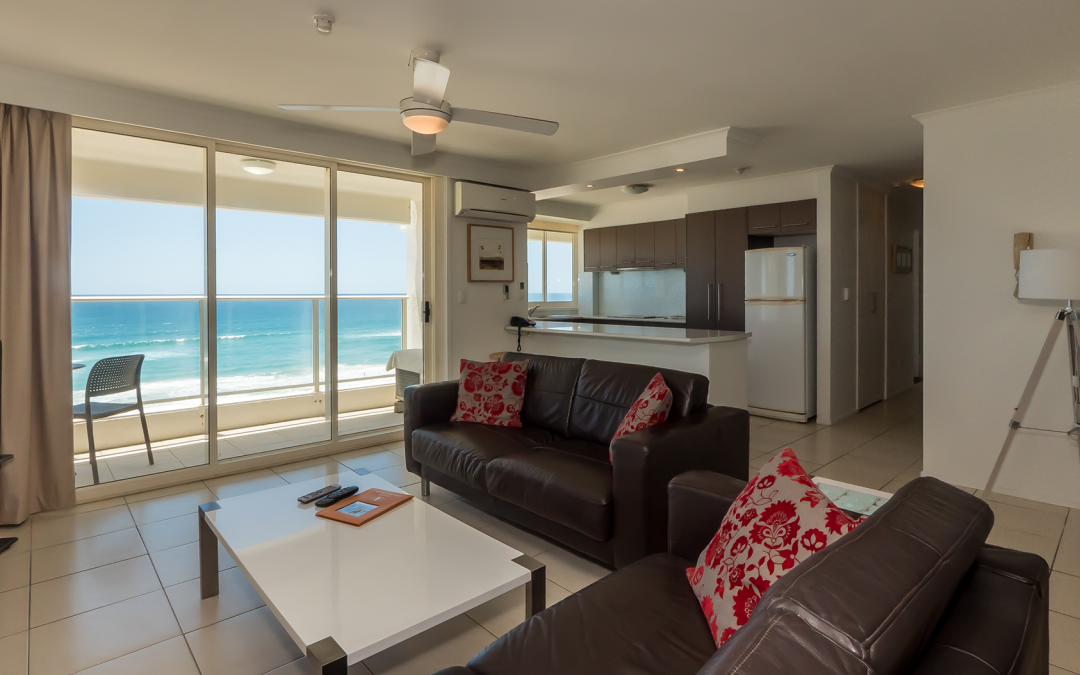 Our Broadbeach Beachfront Accommodation is Within Minutes from the Beach