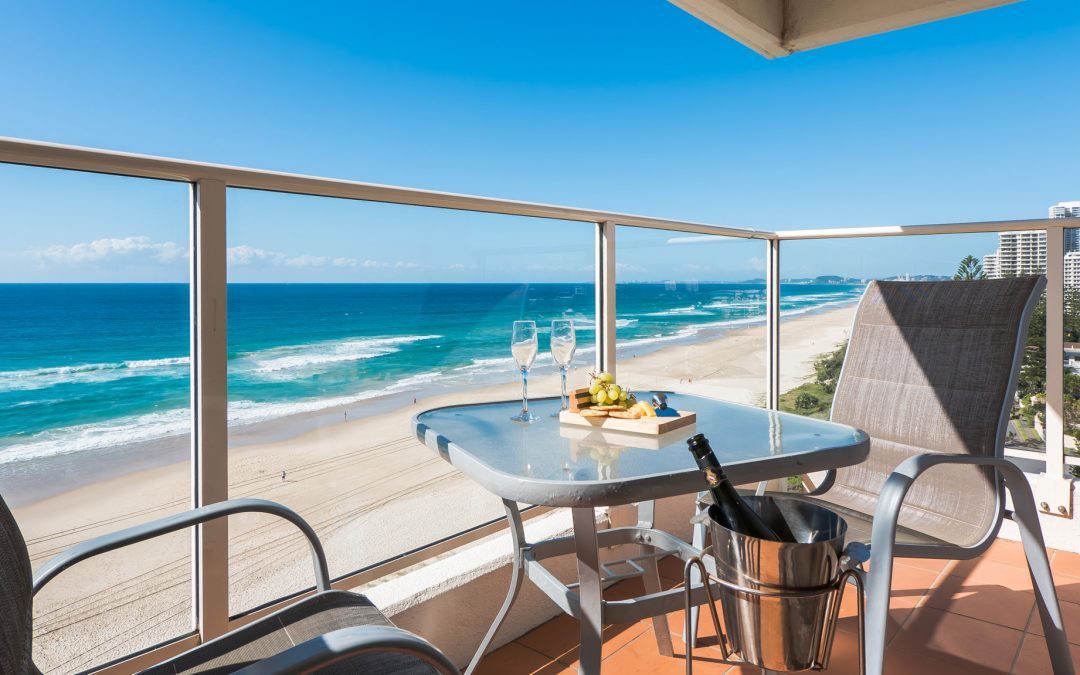 Stunning Ocean Views From our Oceanside Apartments