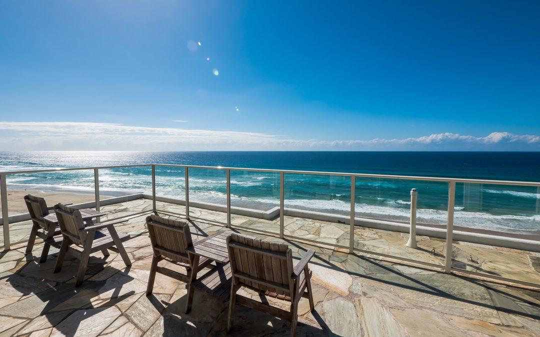 Viscount on the Beach ocean views