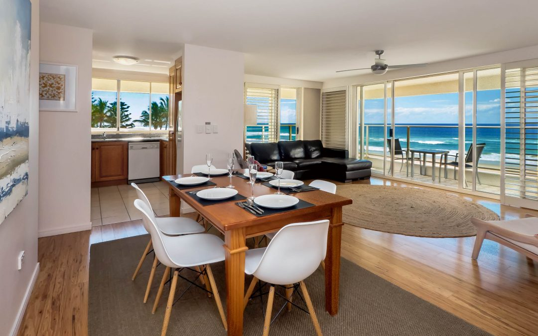 Our Surfers Paradise Beachfront Apartments Are Ideal For You