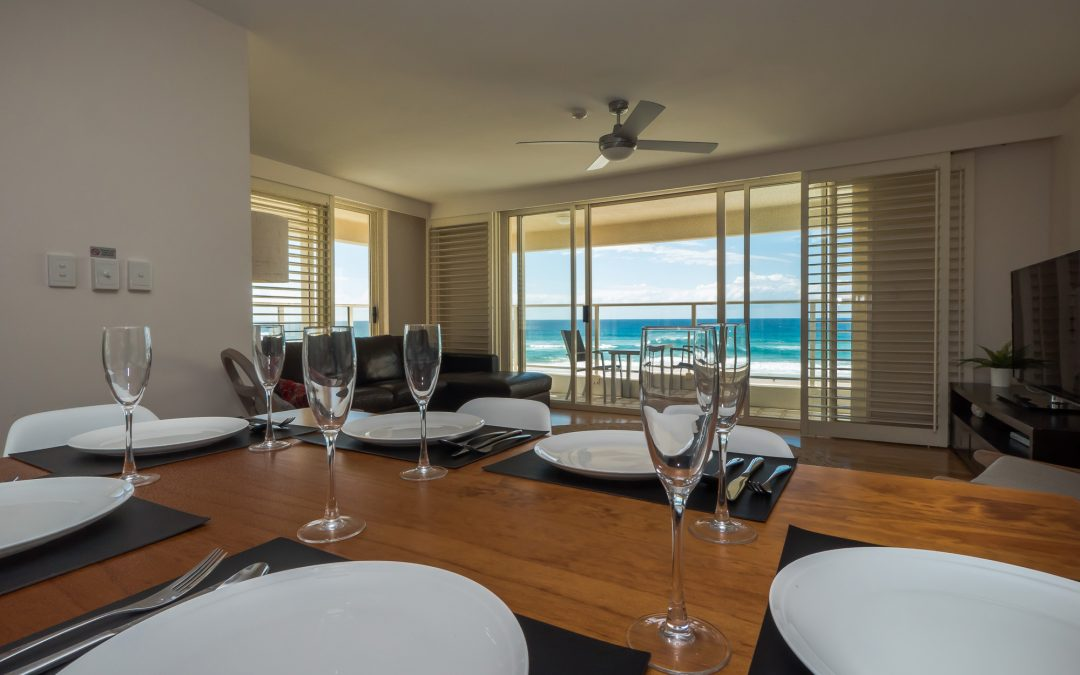 Indulge in a Gold Coast Holiday and stay at Our Surfers Paradise Beachfront Apartments