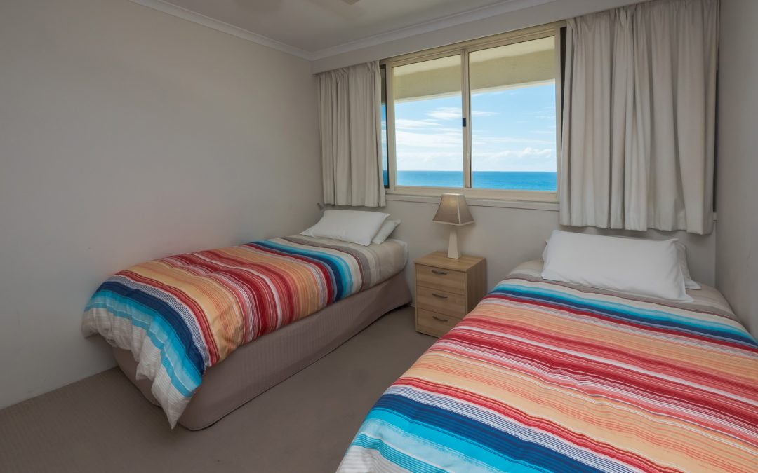 Viscount on the Beach holiday apartment