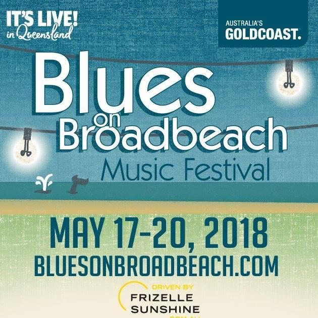 Blues On Broadbeach 2018