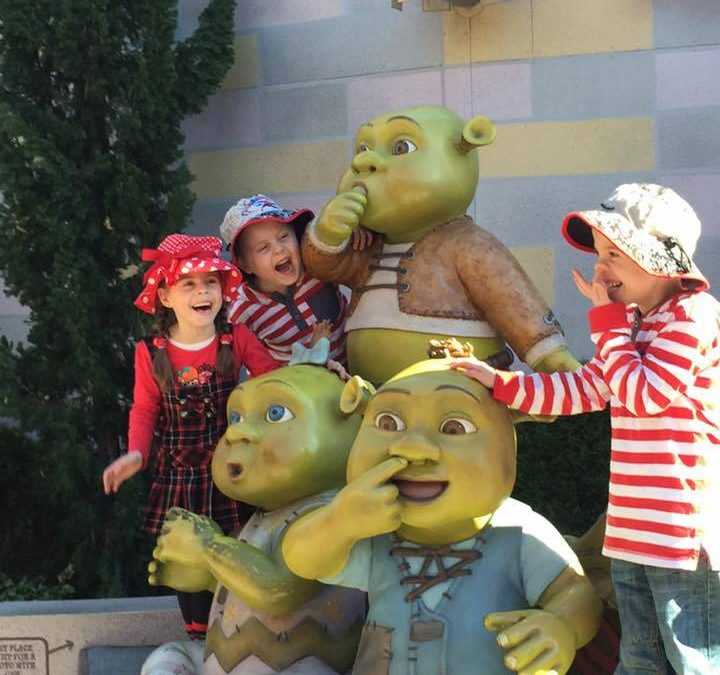 The DreamWorks Experience at Dreamworld