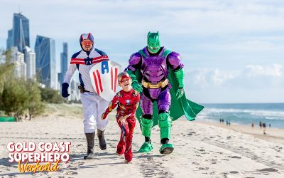 Get Ready for GC Superhero Weekend, Blues on Broadbeach and More!
