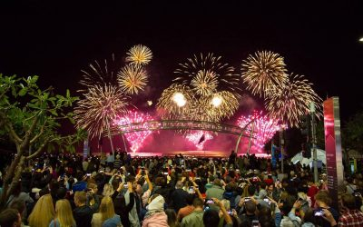 SeaFire & Other June Events Near Our Beachfront Accommodation Gold Coast