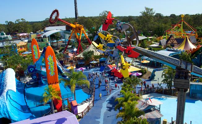 Dreamworld Gold Coast theme park