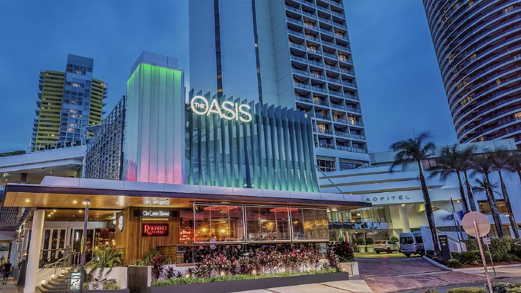 The Oasis Broadbeach Shopping Centre