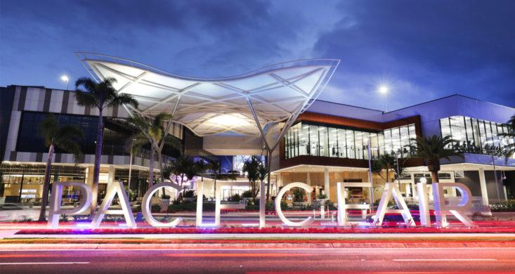 Broadbeach Pacific Fair Shopping Centre