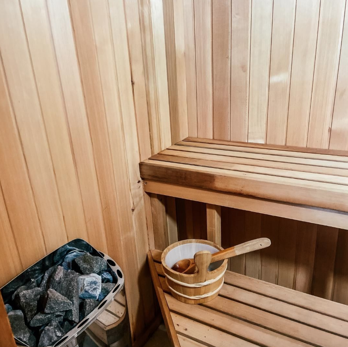 Gold Coast accommodation sauna