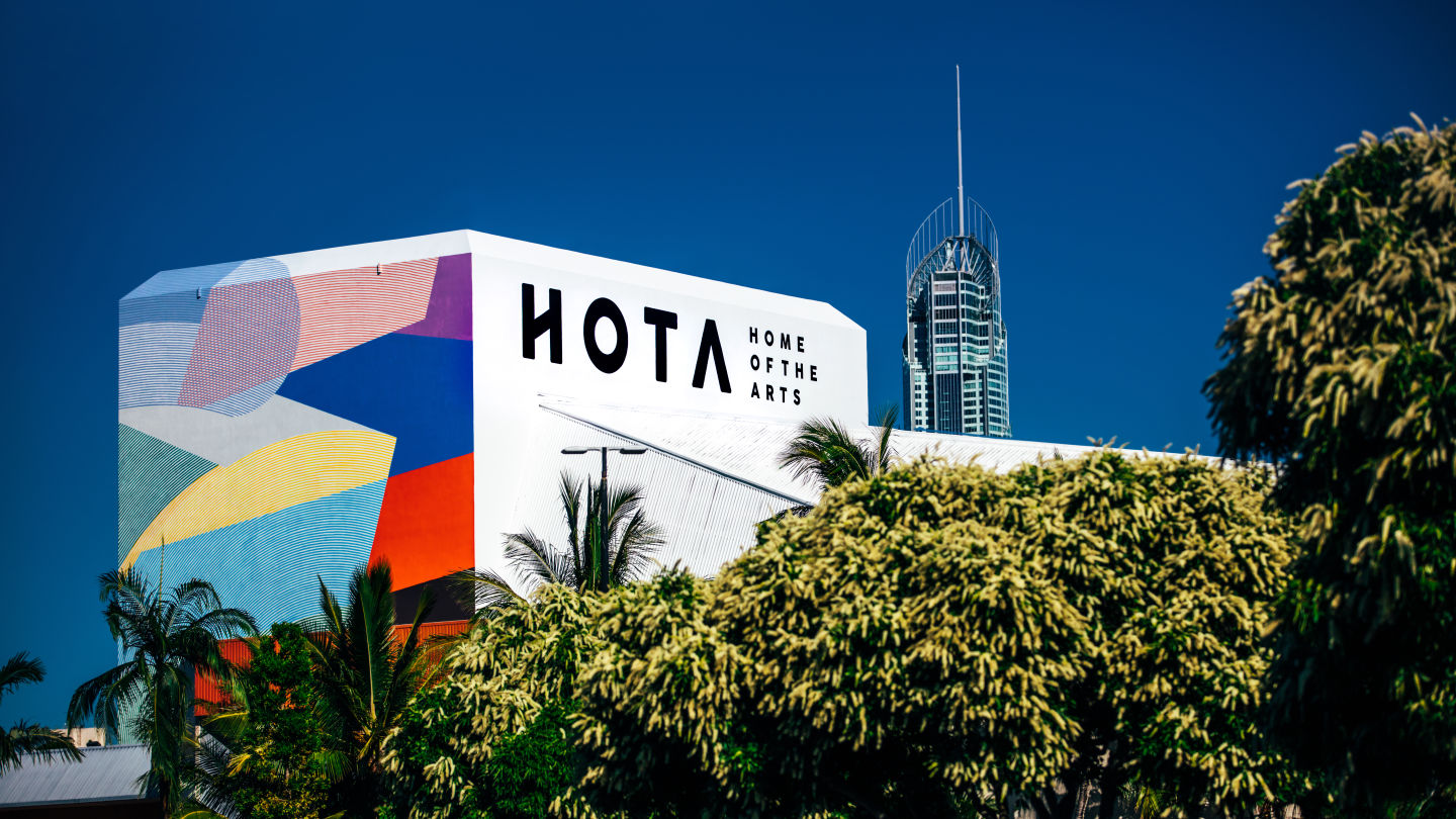 Home of the Arts Gold Coast