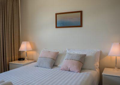 viscount on the beach bedroom