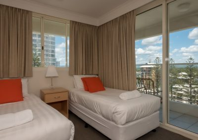 kids beds holiday apartment surfers paradise