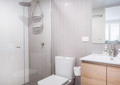 bathroom accommodation