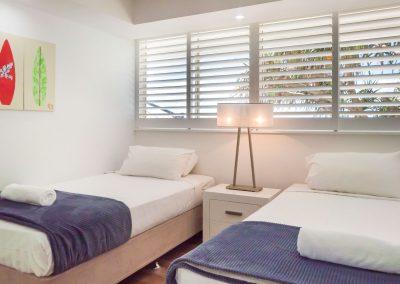 family resort bedroom