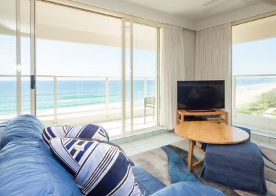 ocean views from apartment