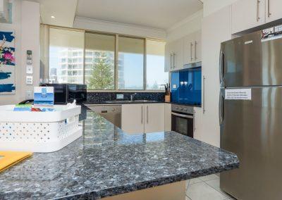 kitchen standard apartment