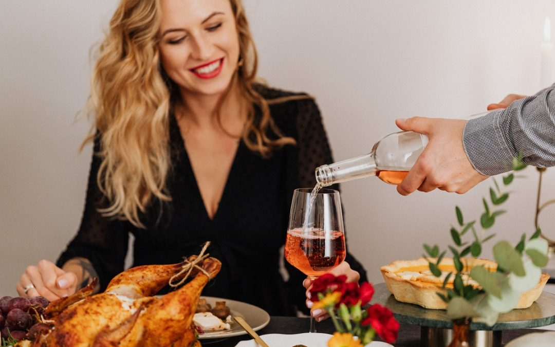Christmas Dinner Photo by Karolina Grabowska from Pexels