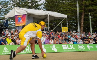 Beachfront Accommodation Gold Coast Australian Open Bowls